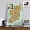 memoir of a map of ireland 1797 maps