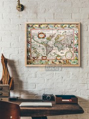 old map 30 by antique maps