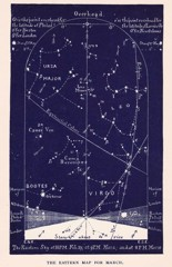east march constellations science