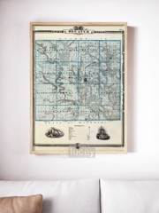 old map 1 by antique maps
