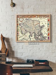 old map 26 by antique maps