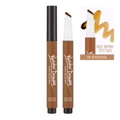 Phấn nước kẻ mày Holika Holika Wonder Drawing Cushion Tint Brow 2g