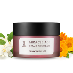 Kem xoá nhăn mắt Thank You Farmer Miracle Age Repair Eye Cream 20g