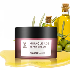 Kem dưỡng tái tạo da Thank You Farmer Miracle Age Repair Cream 50ml
