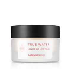 Kem dưỡng ẩm da Vitamin (Da dầu & Hỗn hợp) Thank You Farmer True Water Light Gel Cream 50ml