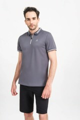 Áo Polo Men AM Grey MP029