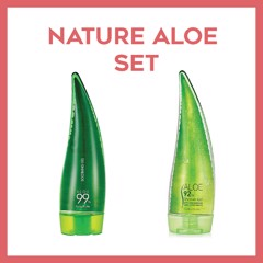 COMBO NATURE ALOE SET