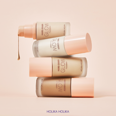 Kem nền sáng mịn da Holika Holika Hard Cover Glow Foundation 30ml