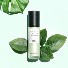 Kem lót make up đa năng cho da ửng đỏ Thank You Farmer Be Beautiful Make Up Base SPF30 PA++ Green 40ml