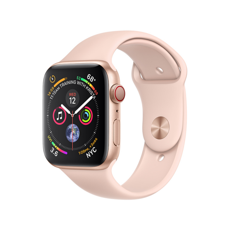 Apple Watch Series 4 (LTE) 44MM Khung Nhôm - Like new