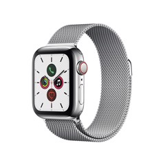 Apple Watch Series 5 (LTE) 40MM Khung Thép - TBH Mới 100% Nobox