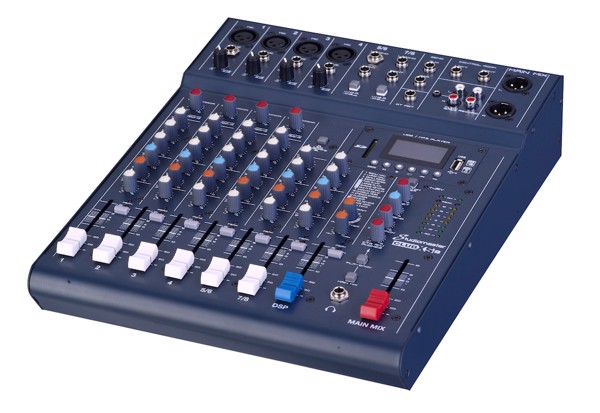 Mixer Analog CLUB XS 8