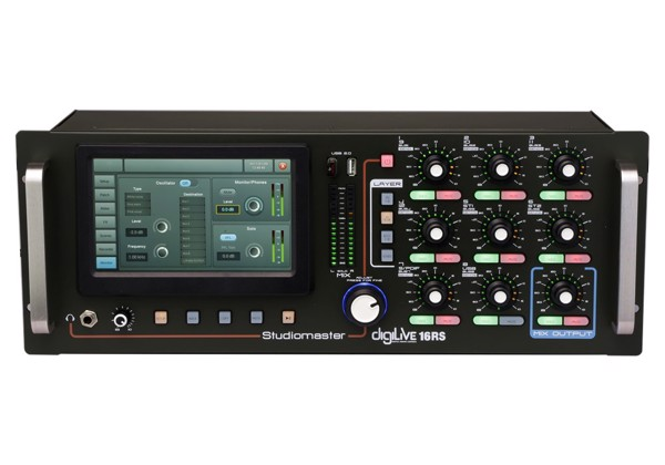Mixer Digital Digilive 16RS