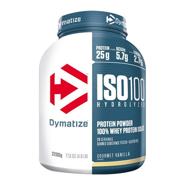 Iso 100 Whey Protein 5lbs