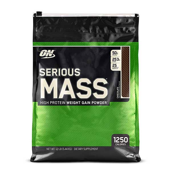 ON Serious Mass 12lbs