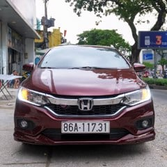 Gắn Body Kit Xe Honda City 2019