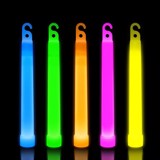 Light stick 6'' mixed colors
