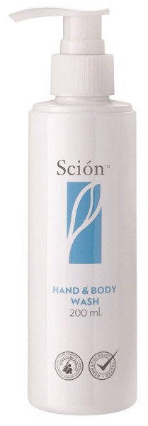Sữa tắm Scion Hand & Body Wash 200 ml