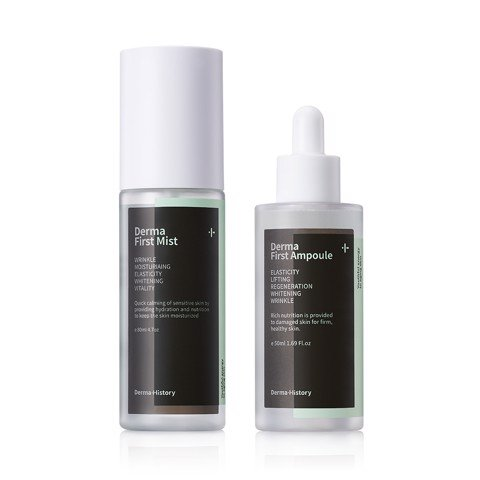 SET CHĂM SÓC DA DERMA FIRST DUO