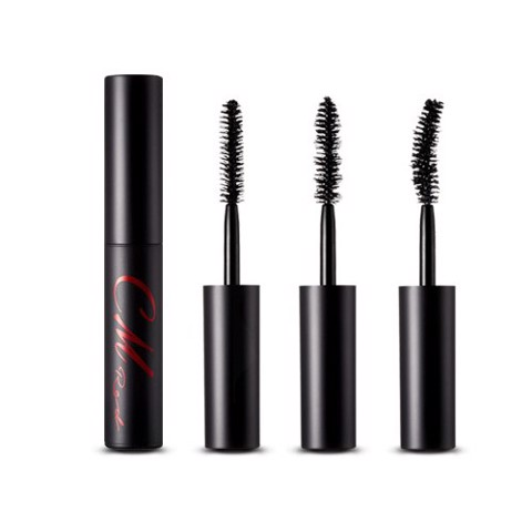 Chải lông mi Mascara CM RED MAX POWER MASCARA 02 VOLUME