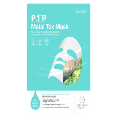 MẶT NẠ P1P METAL TOX MASK