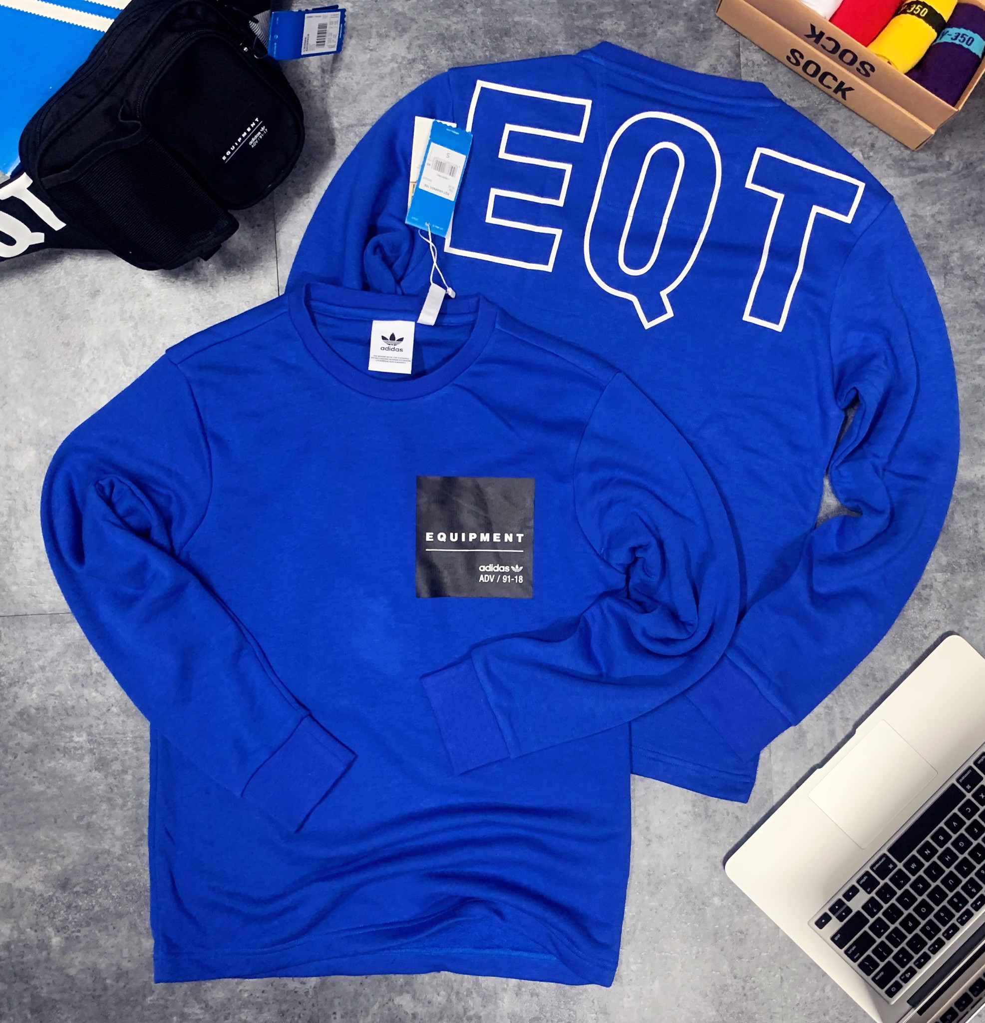 EQT Graphic Tee Blue