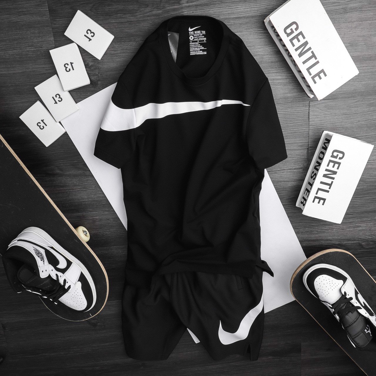 Set Nike Big Logo