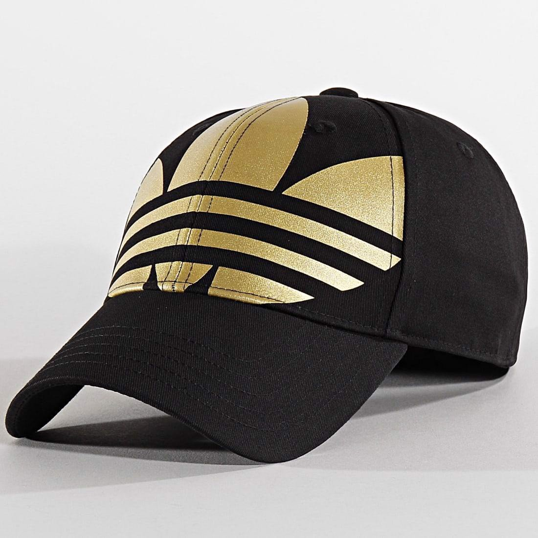 Adidas Caps Big Logo Gold
