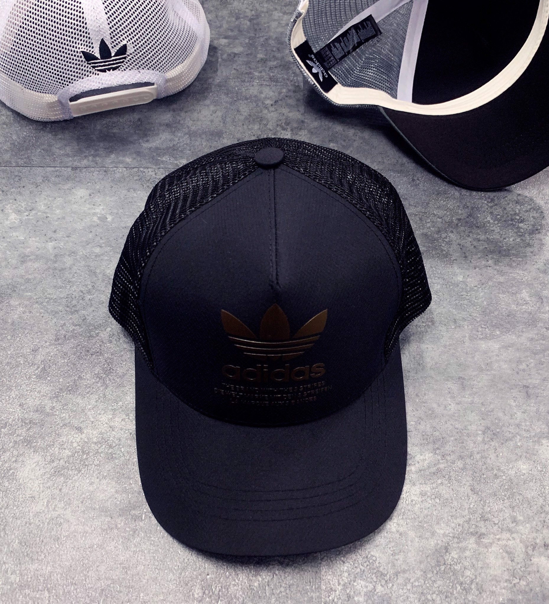 NMD Caps Black