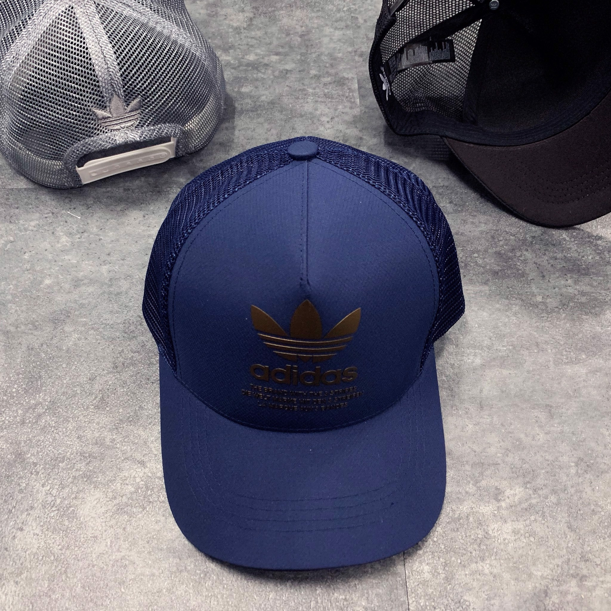 NMD Caps Navy