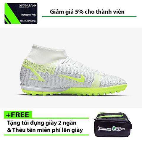 Nike Mercurial Superfly 8 Academy TF CV0953-107 Safari 2021 Pack