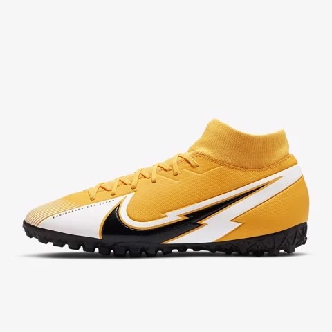 Mercurial Superfly 7 Academy TF AT7978-801 Daybreak Pack 2020 Laser Orange