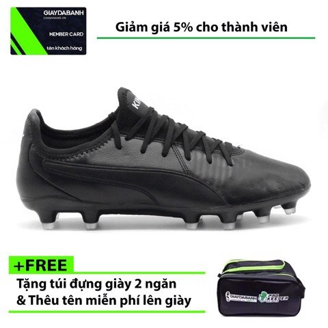 PUMA King Hero FG Đen 105012-01