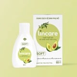 Dung dịch vệ sinh phụ nữ Lincare Soft