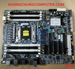 Mainboard HP Workstation z420 socket 2011 chyaj CPU xeon E5-V1