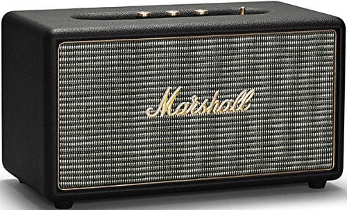 Marshall Stanmore Black/Cream/Brown
