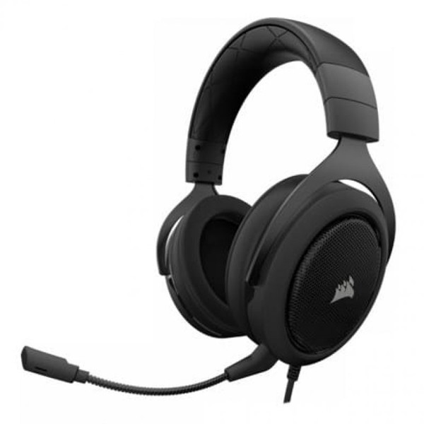 CORSAIR HS60 7.1 Gaming Headset – Carbon