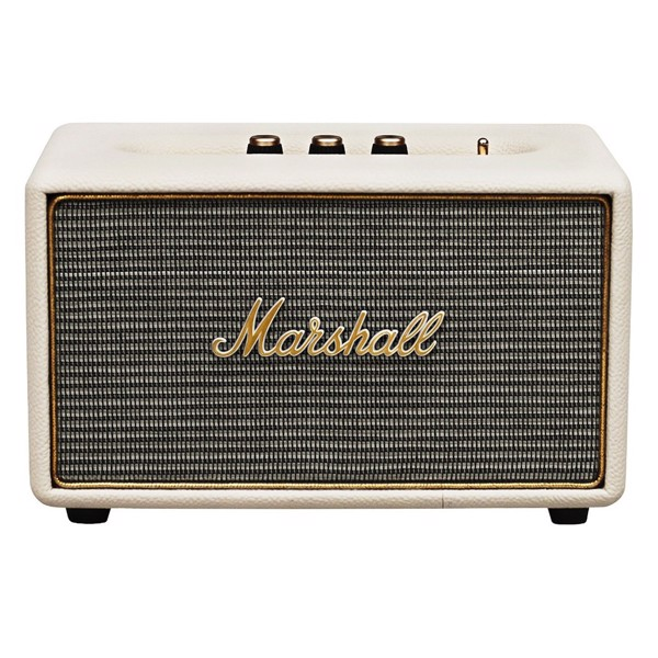 Marshall Acton Black/Cream