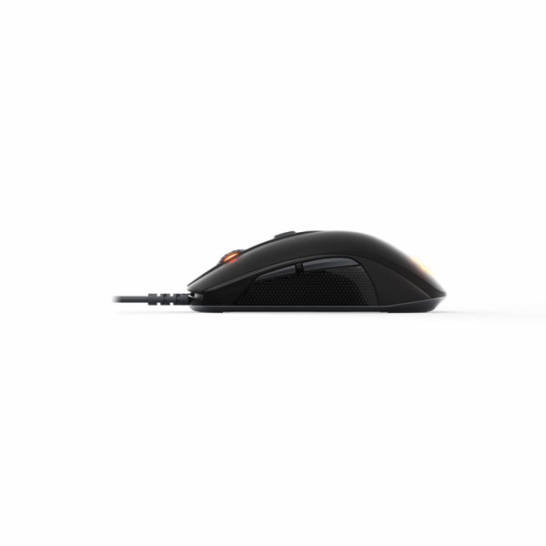 SteelSeries Rival 110 RGB Gaming Mouse – Matte Black