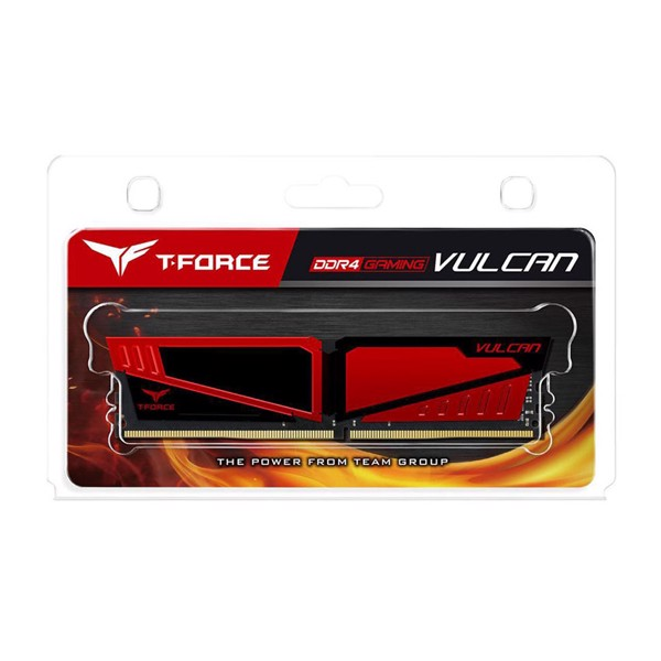 RAM Team Vụlcan 8GB Bus2400
