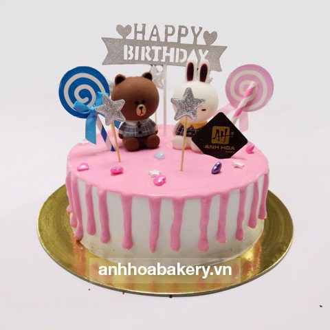 BROWN & CONY CAKE