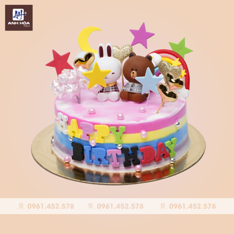 BROWN & CONY CAKE 2