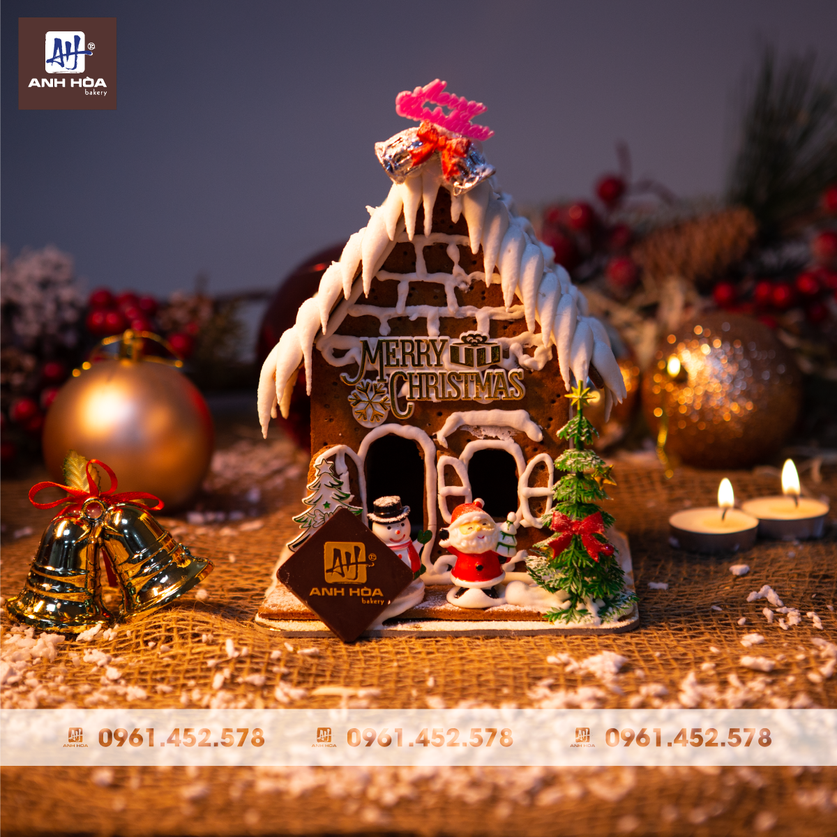 Small Gingerbread House