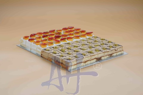 PETIT FOUR - FRUIT _ MOKA