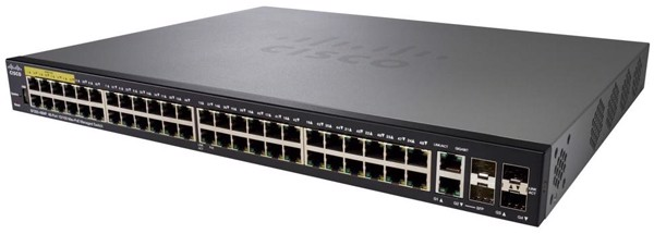 Switch Cisco SF350-48 48-Port 10/100 (SF350-48-K9)