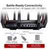 Router WiFi-6 Asus ROG Rapture GT-AX11000
