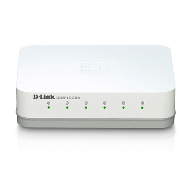 Switch D-Link 5P DGS 1005A