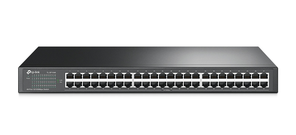 Switch TP-Link TL-SF1048 48-Port 10/100Mbps