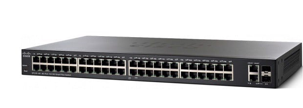 Switch Cisco SF220-48 48-Port (SF220-48-K9)