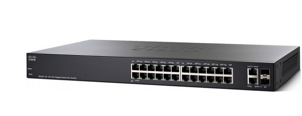 Switch Cisco SG220-26 26-port (SG220-26-K9)